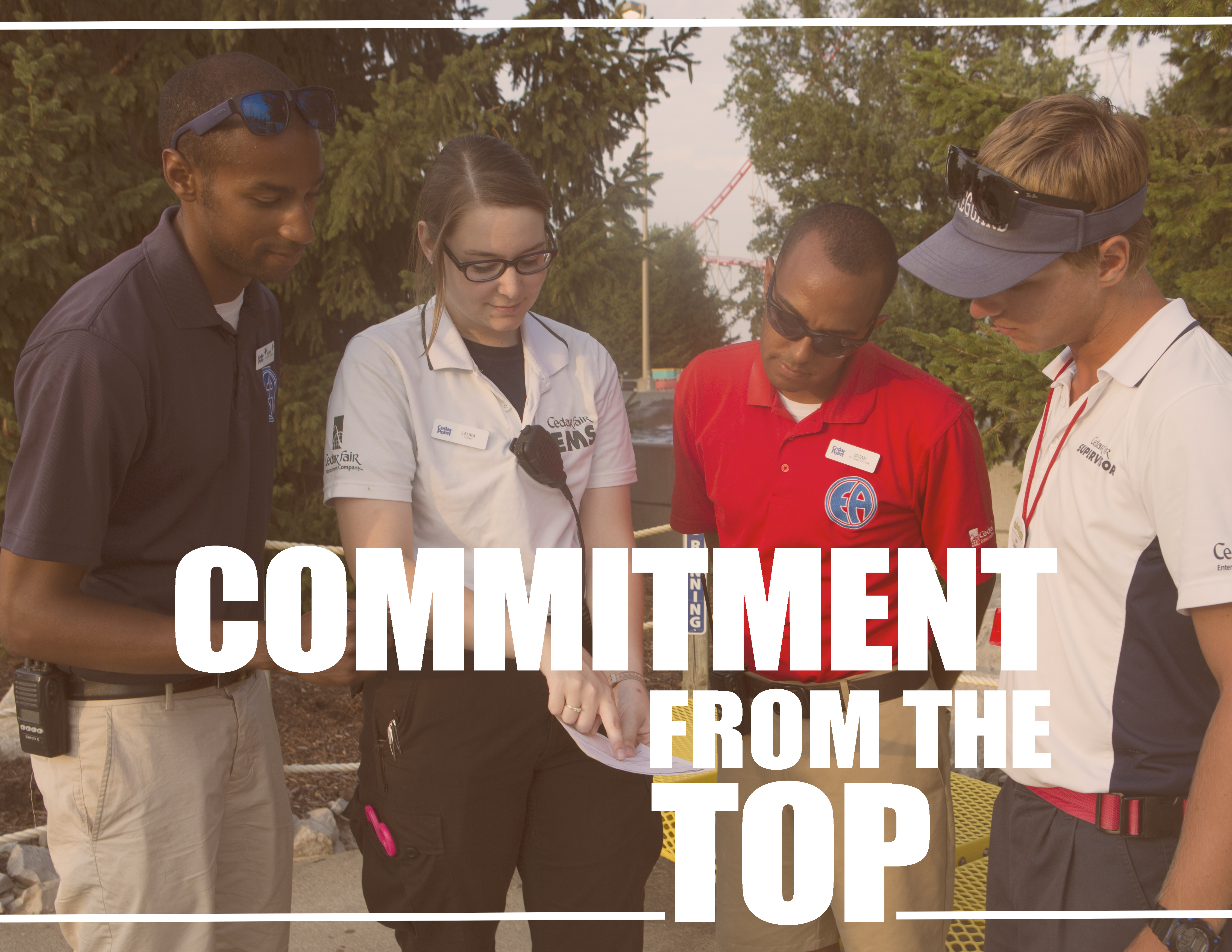 Commitment from the Top