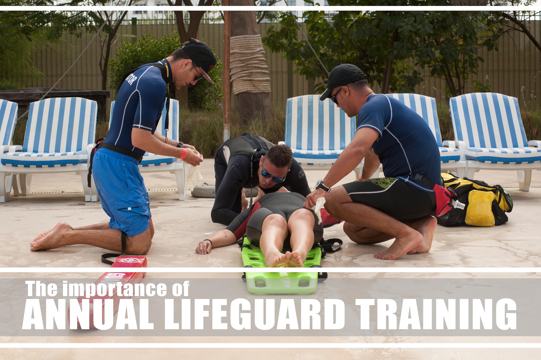 Annual Lifeguard Training