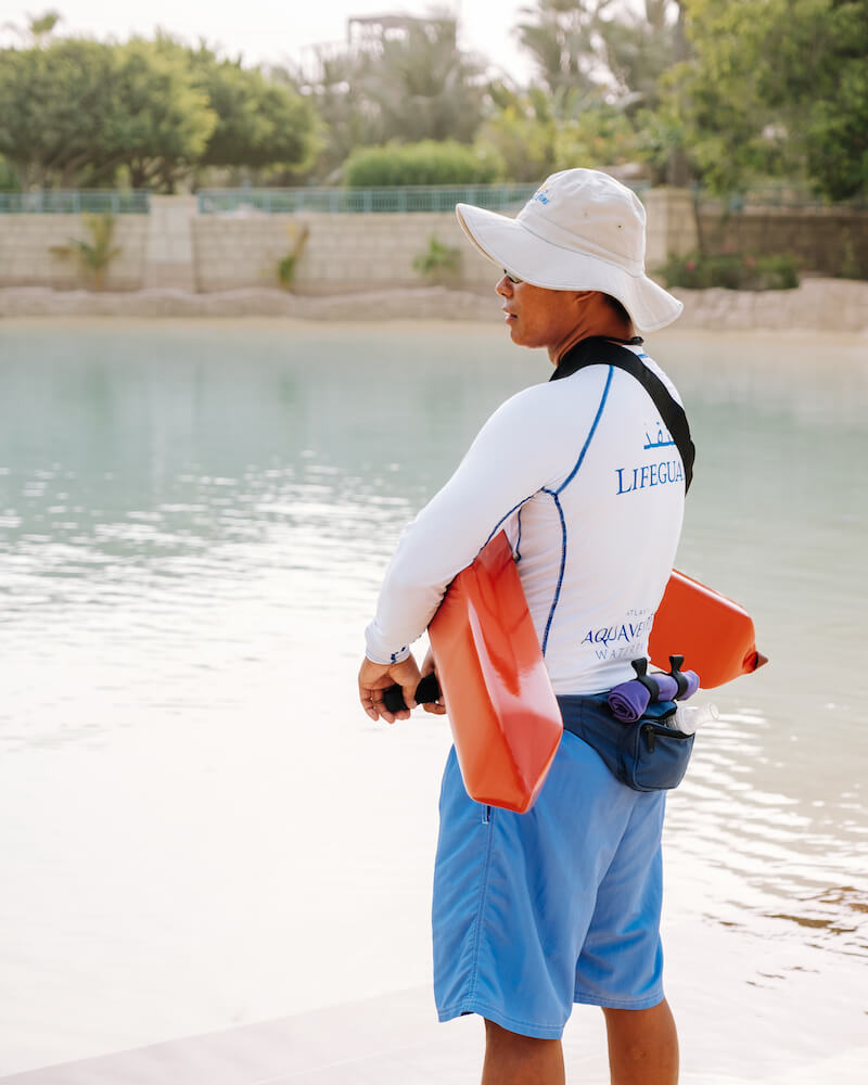 International Lifeguard <br> Training Program – ILTP®